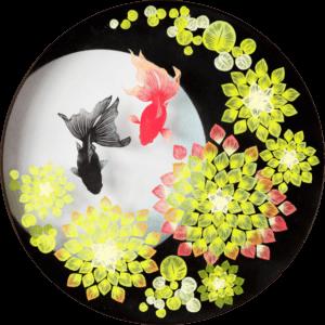 「切り絵アート アクアリウム」デモンストレーション開催!